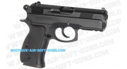 CZ 75D compact noir - Réplique airsoft au CO2