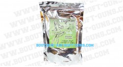 billes bio airsoft 2500 bille blanches 0.20g  kyou