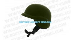 casque de GI vert taille l/xl