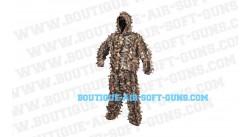 Tenue de camouflage Ghillie pour Sniper - taille XL