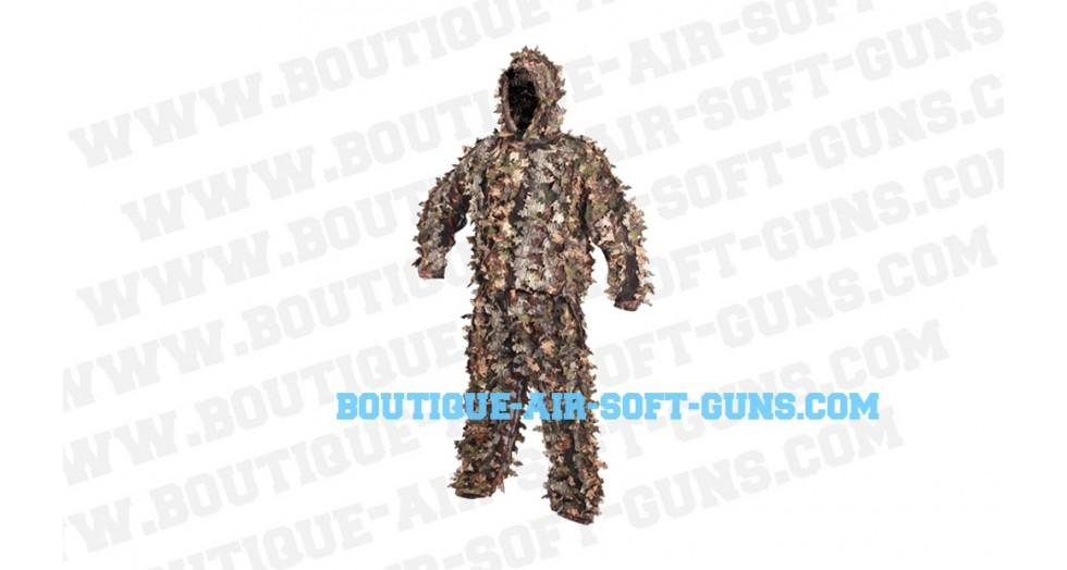tenue de camouflage ghillie pour sniper boutique airsoft. Black Bedroom Furniture Sets. Home Design Ideas