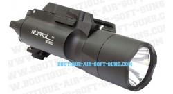 Lampe tactique pour pistolet Nuprol NX300