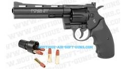 Colt Python 357 full métal 6 pouces airsoft CO2 à 568 fps