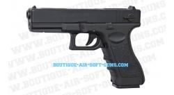 Glock 18C - Pistolet airsoft électrique full-semi auto AEG