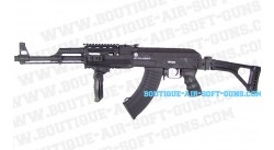 Kalashnikov AK47 tactical CyberGun semi-auto et full-auto AEG