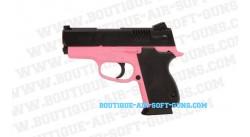 Réplique spring Smith&Wesson CS45 Chiefs special rose