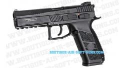 Réplique pistolet CZ P09 GBB noir