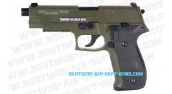 Sig Sauer P226 vert full-métal gaz blowback