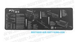 Tapis de démontage AR15 Schmeisser