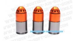 Lot de 3 grenades lanceur 120R M381 HE VN