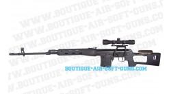Dragunov SVD Réplique Sniper propulsion spring
