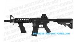 Colt M4 CQB Métal Full auto - crosse rétractable
