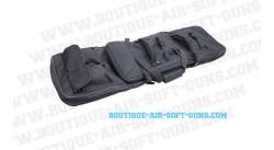 Housse carabine GFC Tactical noir - 120cm