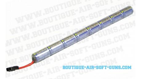 Batterie bâton 9.6V / 1600 mAh - type mini