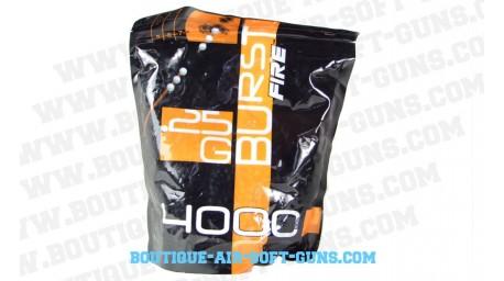 4000 billes Burst - 0,25g
