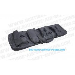 Housse extensible Guncover pour arme longues noire de 96 à 110cm