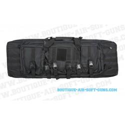 Sac de transport Doublegun noire - 66cm