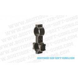 Montage tactique double rail RIS fixation d'accessoires sur vos canons d'armes ou répliques