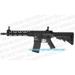 Réplique fusil airsoft CA4 M4 noir avec Keymod AEG 1.1J