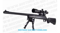 Sniper i-Bolt + lunette 4-16x50 + lampe + bipied