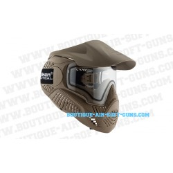 Masque écran thermal Valken MI-7 TAN desert pour airsoft