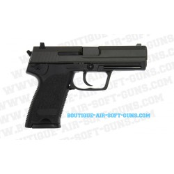 Réplique airsoft GBB pistolet KJW USP P8 tactique - calibre 6mm