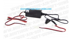 Chargeur secteur universel pour batteries de type mini et large