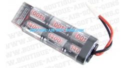 Batterie 8.4 V / 1400 mAh - type mini