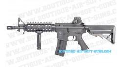 Colt M4 CQB full metal AEG semi et full auto - 433 fps