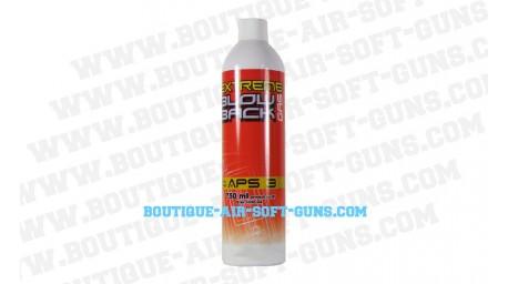 Gaz blowback (GBB) Extreme avec APS3 - 1000 ml
