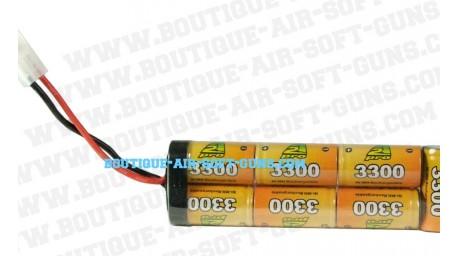Batterie 8.4 V / 3300 mAh