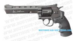 Dan Wesson Revolver noir 6 pouces CO2 6mm