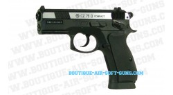 CZ 75D compact bicolore - Réplique airsoft au CO2