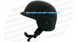 Casque de protection noir taille L/XL