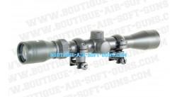 Lunette ASG 3-9x32 - 22 mm
