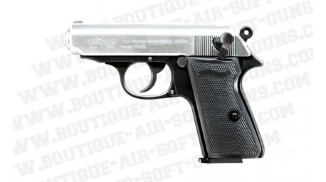 Walther PPK - Nickel