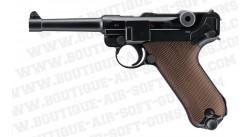 Luger P08 umarex airsoft culasse mobile
