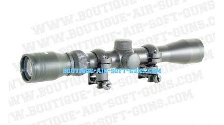 Lunette Bauer 3-9x40 - 22 mm