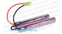 Batterie 9.6V / 1400 mAh - type mini