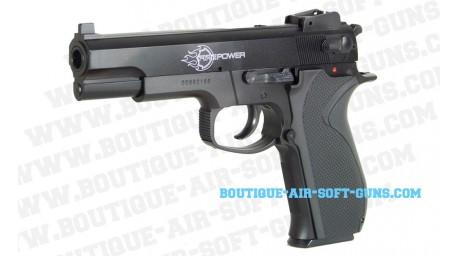 Fire Power Pistol .45 - culasse métal