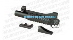 Lance Grenade M203