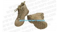 Chaussures - Troopers Coyote - Taille 42 - TAN