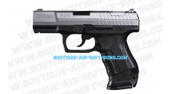 Walther P99 Nickel - Spring - 2 chargeurs