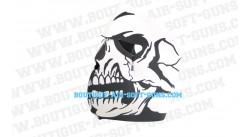 Masque néoprène - Skull - Tête de mort