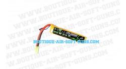 Batterie LiPo - 7.4V - 1100 mAh