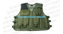 Gilet Tactique RECON Strike system - Olive Drab