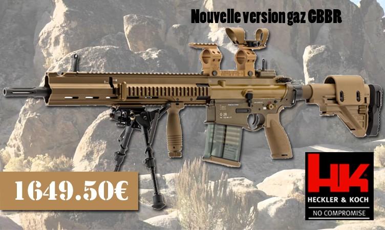 Fusil d'assault HK G28