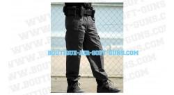 Pantalon Cargo noir / anthracite RipStop - Taille XL (T44-46)