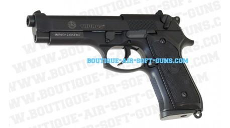 Taurus PT 92 noir Gaz Blow Back