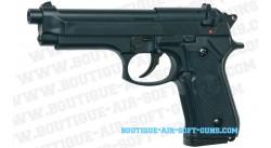 Beretta 92  ASG  pistolet 6mm gaz avec mallette